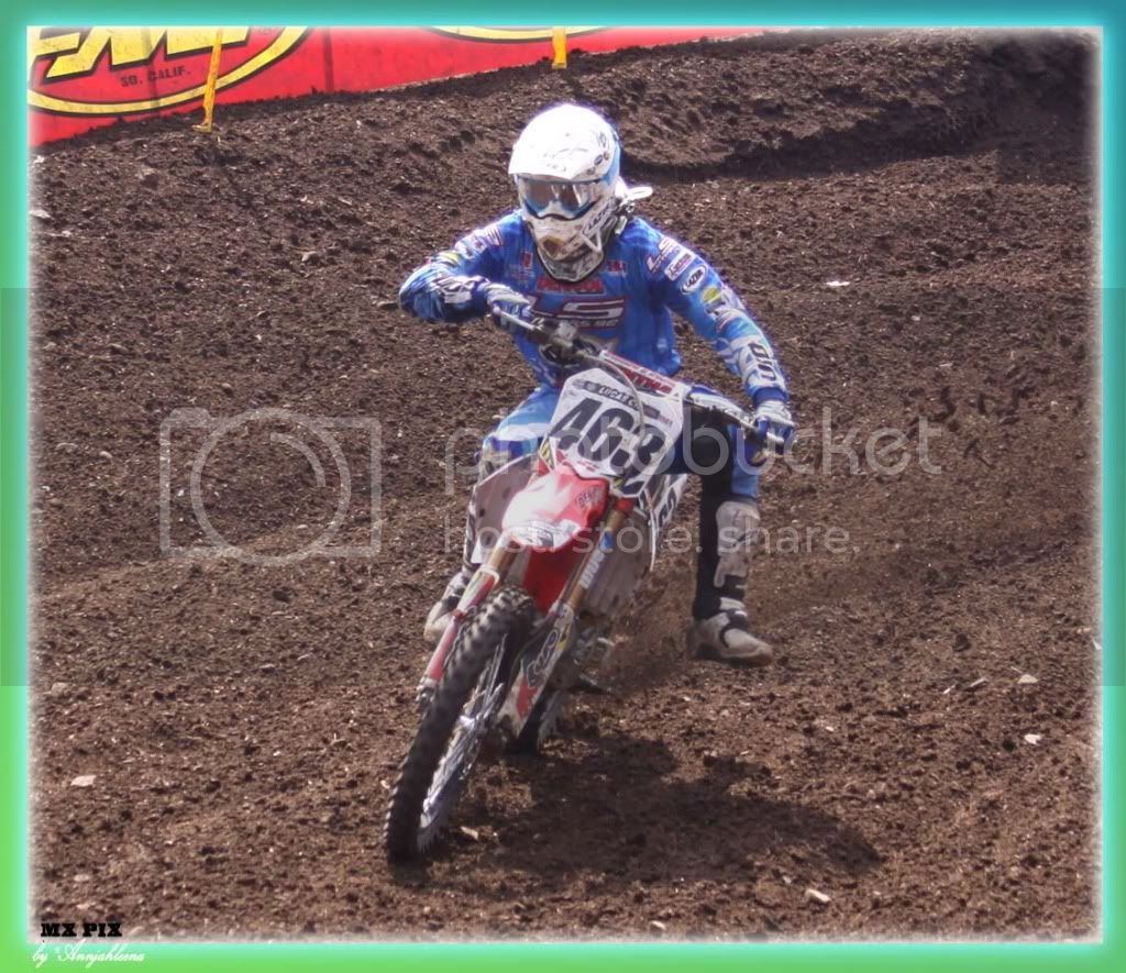 Washougal, Round 8 of the MX Nationals; My 450 Scribble - Photo 9 of 23